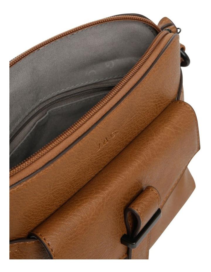 Heather Zip Top Crossbody Bag image 4