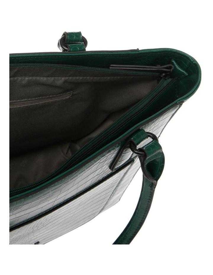 Samantha Croc Double Handle Tote Bag image 4