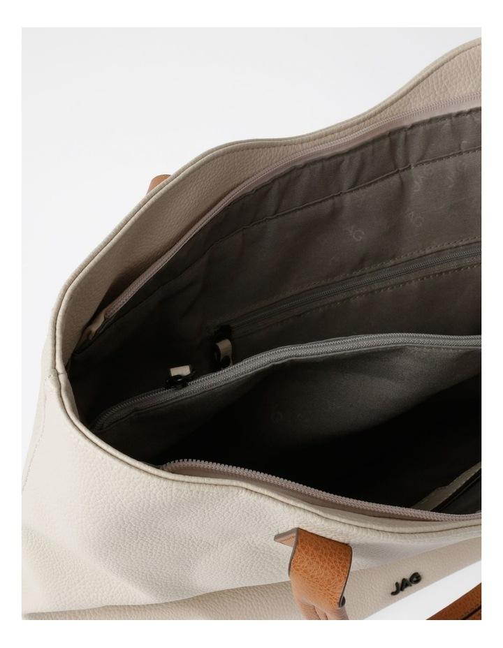 JAGWH802 Melania Double Handle Tote Bag image 4