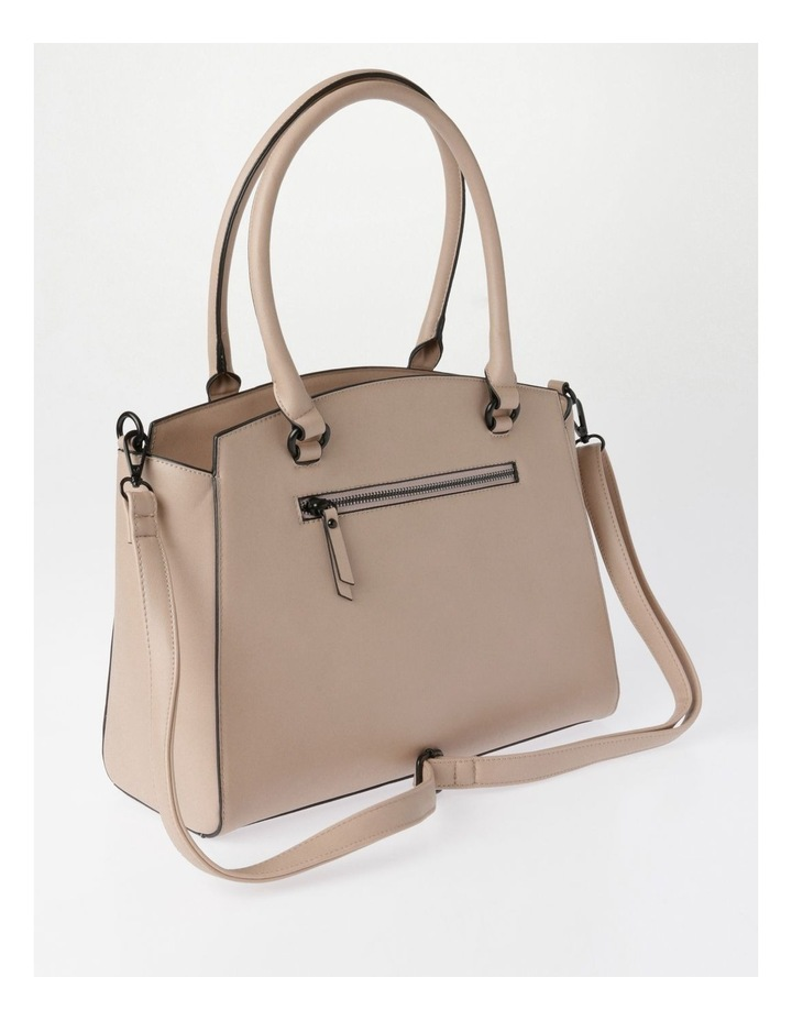 Lydia Double-Handle Tote Bag in Blush image 2