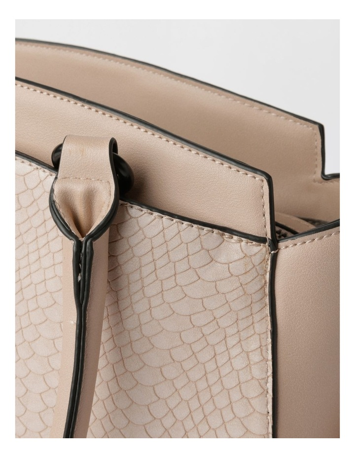 Lydia Double-Handle Tote Bag in Blush image 4