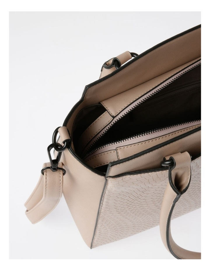 Lydia Double-Handle Tote Bag in Blush image 5