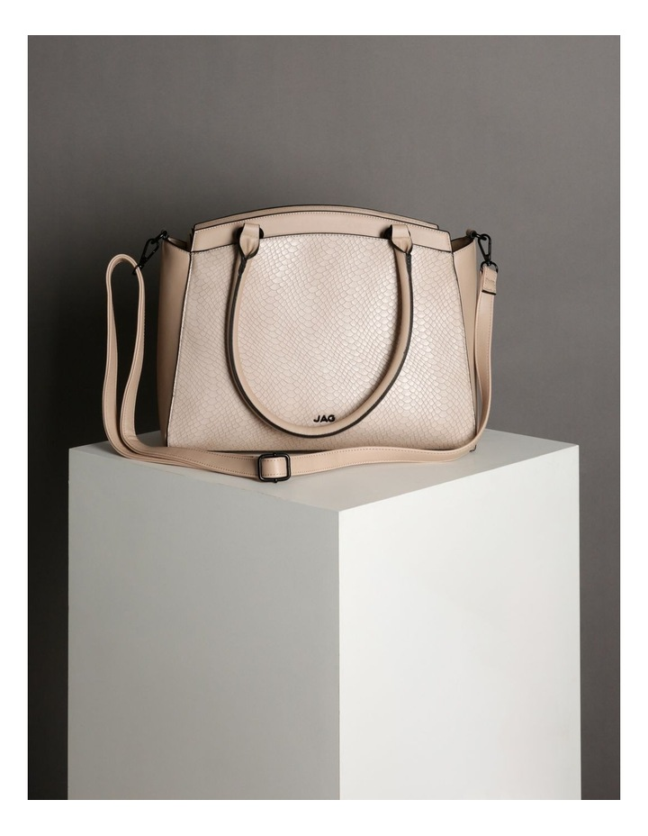 Lydia Double-Handle Tote Bag in Blush image 6