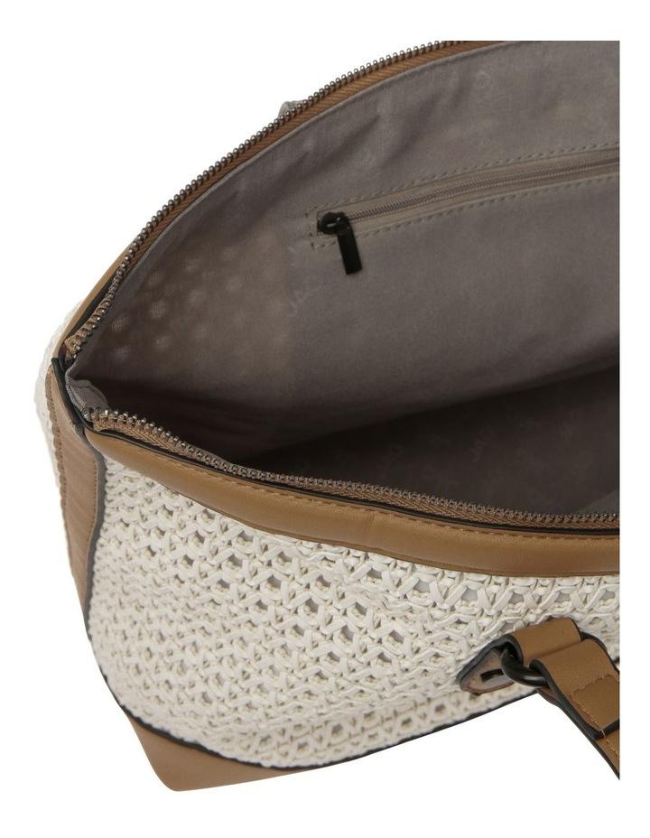 Sarah Double-Handle Tote Bag image 4