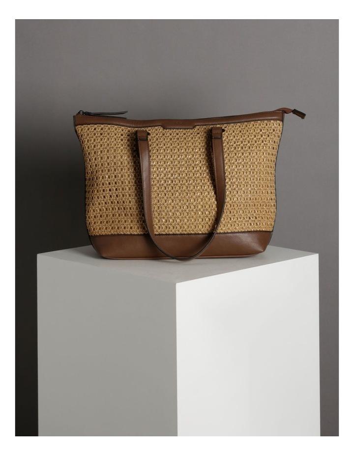 Sarah Double Handle Tote Bag image 5