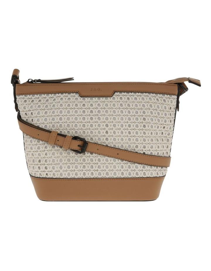 Sarah Zip-Top Crossbody Bag image 1