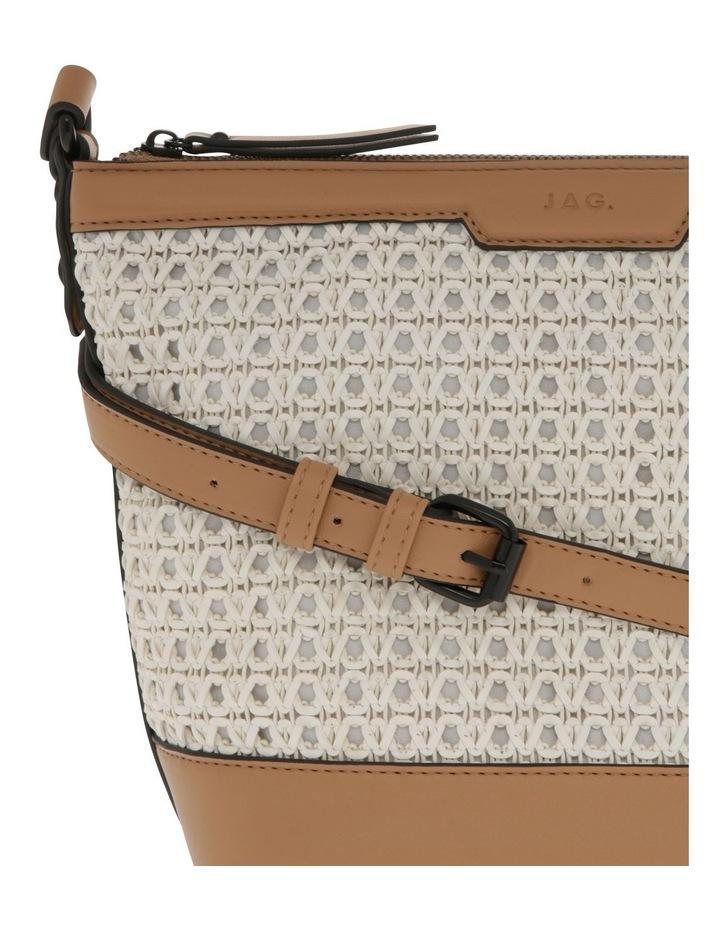 Sarah Zip-Top Crossbody Bag image 3