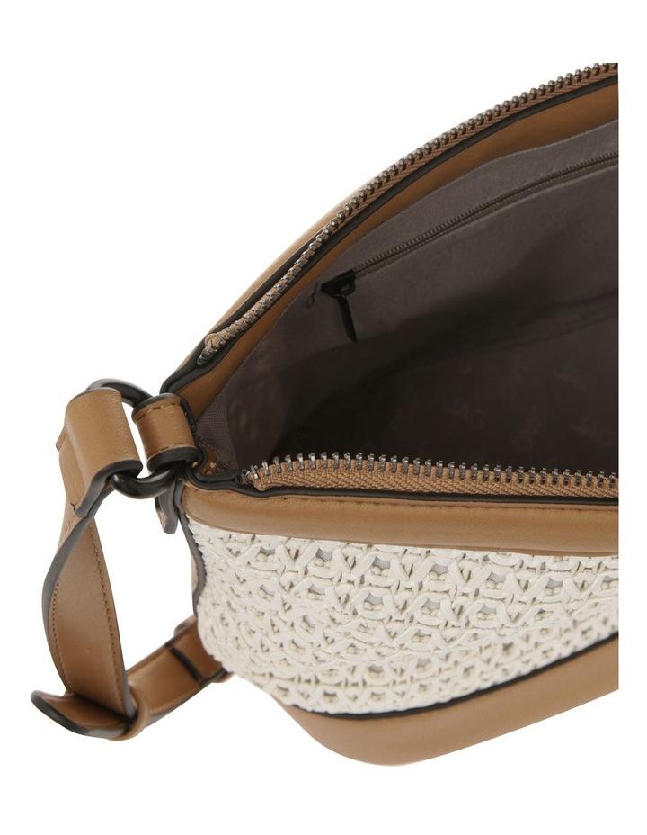 Sarah Zip-Top Crossbody Bag image 4