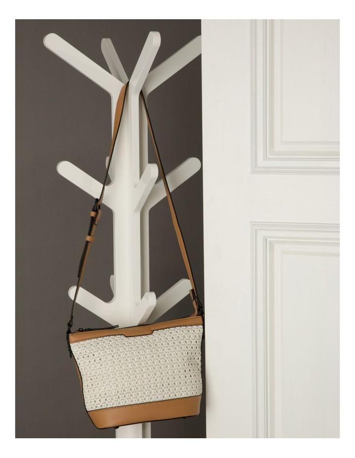 Sarah Zip-Top Crossbody Bag image 5