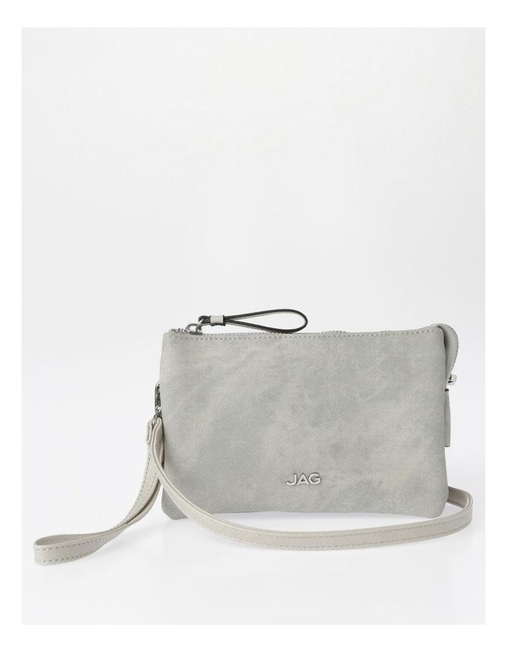 Ava Tie Dye Zip Top Crossbody Bag image 1