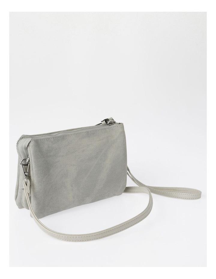 Ava Tie Dye Zip Top Crossbody Bag image 2