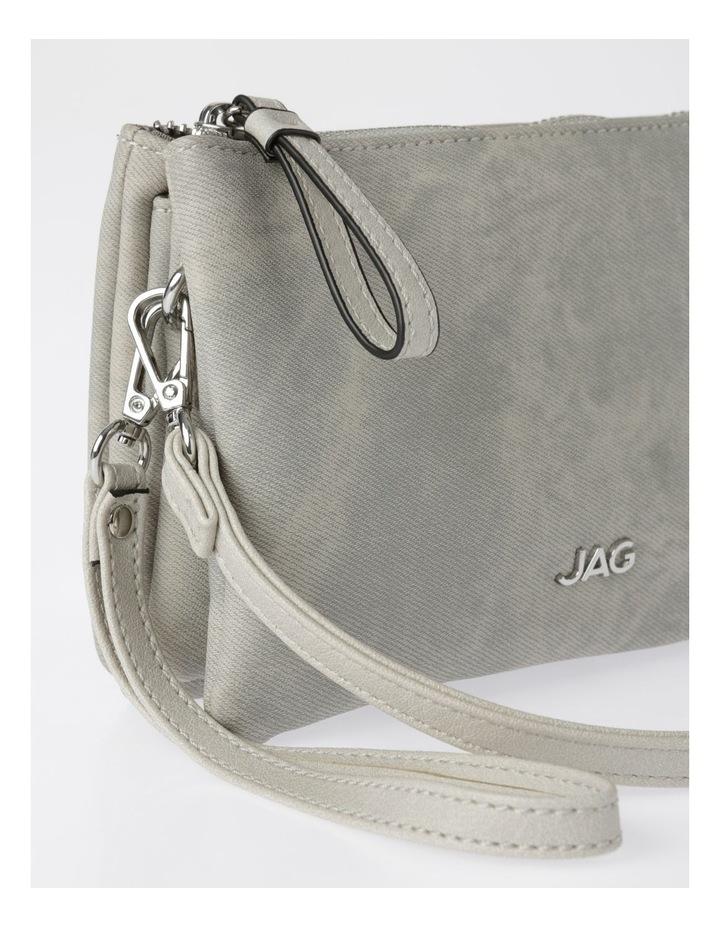 Ava Tie Dye Zip Top Crossbody Bag image 3