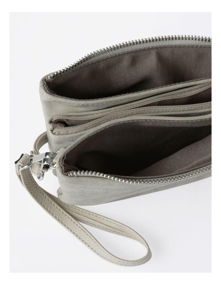 Ava Tie Dye Zip Top Crossbody Bag image 4