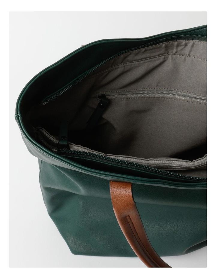 Melania Double Handle Tote Bag image 4