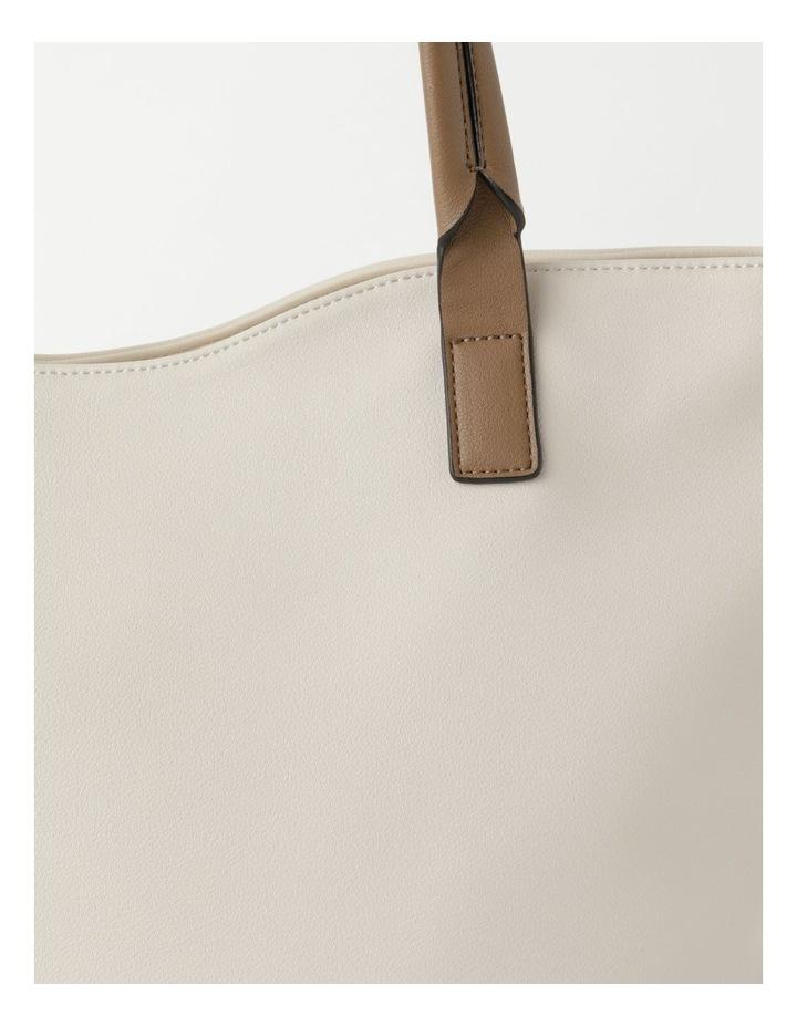 Melania Double Handle Tote Bag image 3