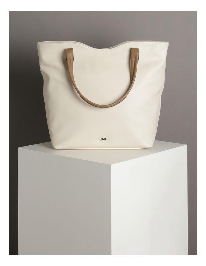 Melania Double Handle Tote Bag image 5