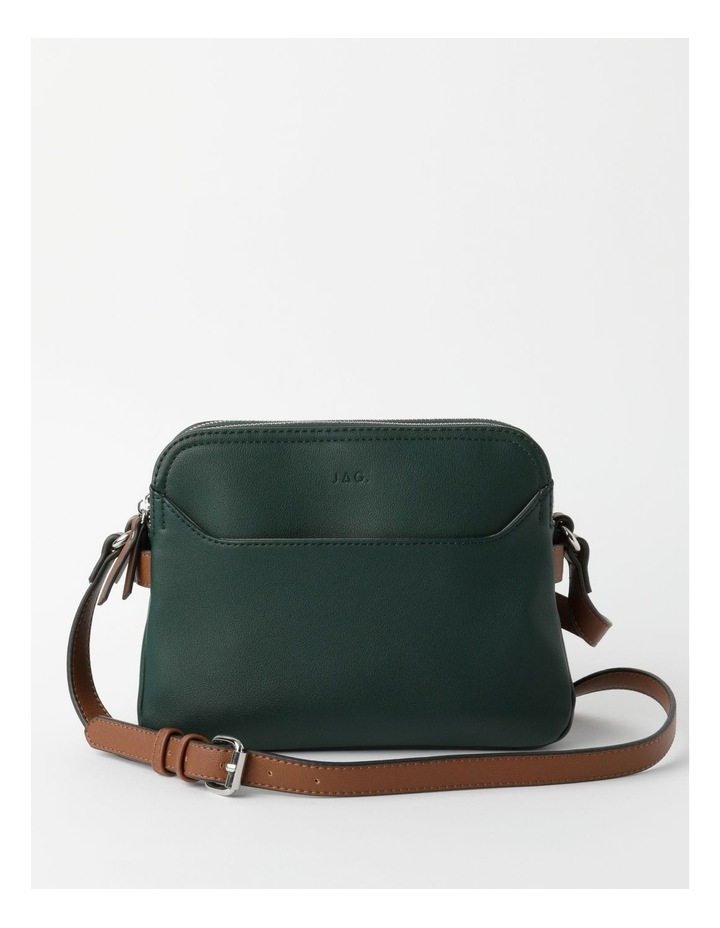 Melania Zip Top Crossbody Bag image 1