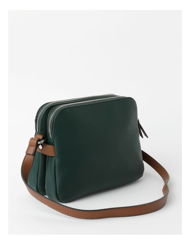 Melania Zip Top Crossbody Bag image 2