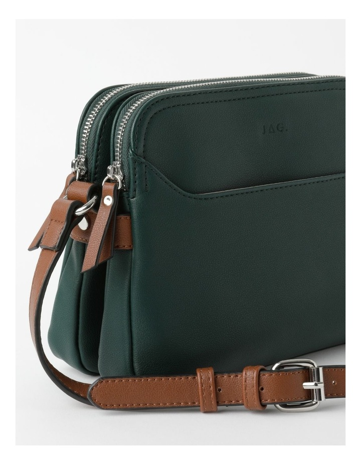 Melania Zip Top Crossbody Bag image 3