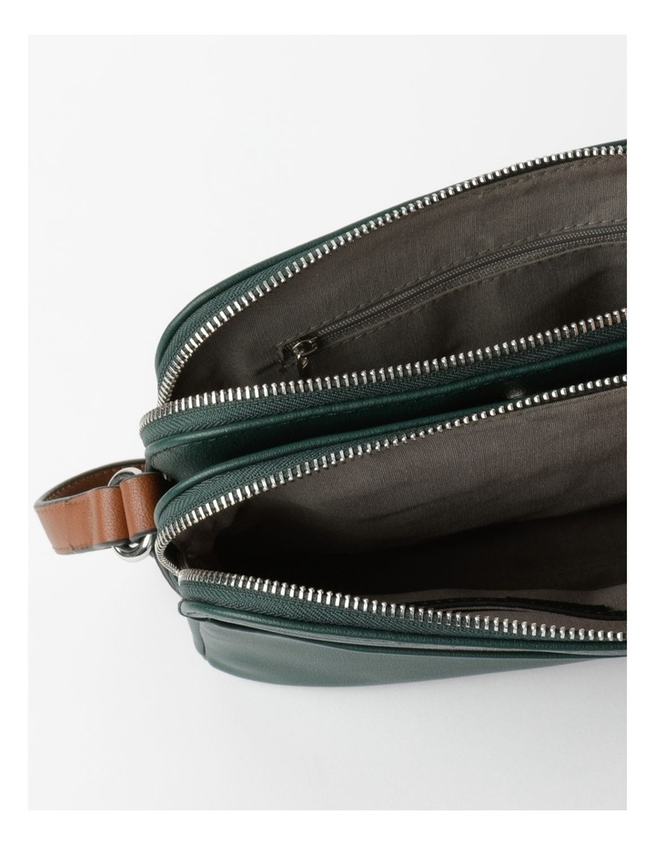 Melania Zip Top Crossbody Bag image 4
