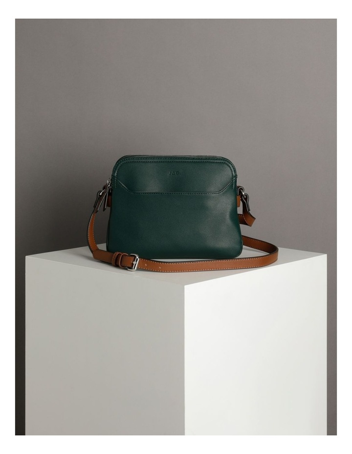 Melania Zip Top Crossbody Bag image 5