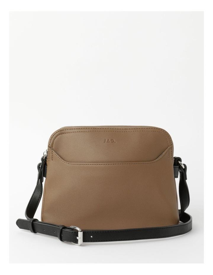 Melania Zip Top Crossbody Bag image 1