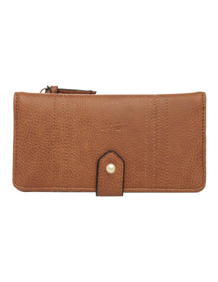 Weave & Tassel Bifold Wallet image 1