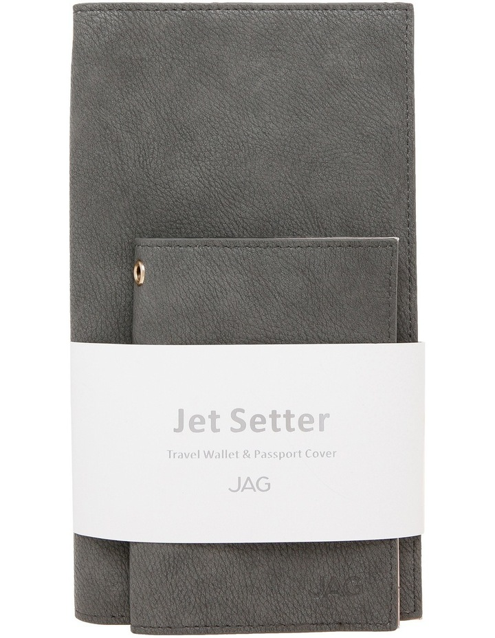 Jetsetter Travel Wallet and Passport Cover image 1