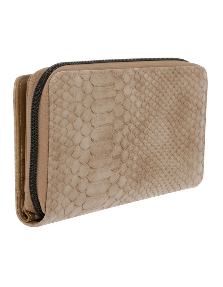 Rosie Croc Zip Around Wallet image 2