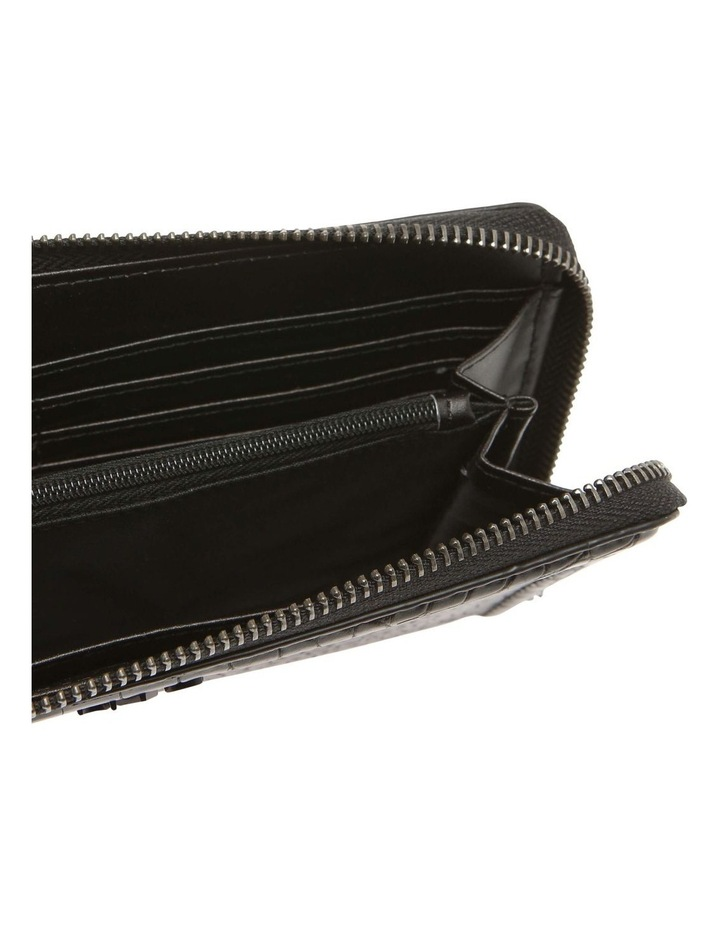 Iman Zip Around Wallet image 3