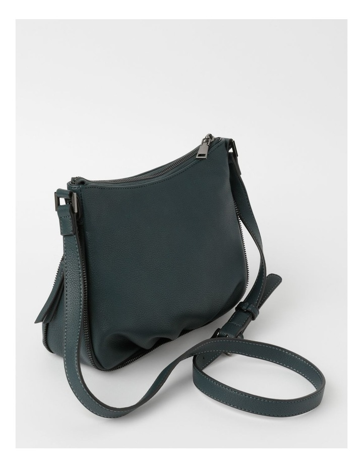 Maya Zip Top Crossbody image 2