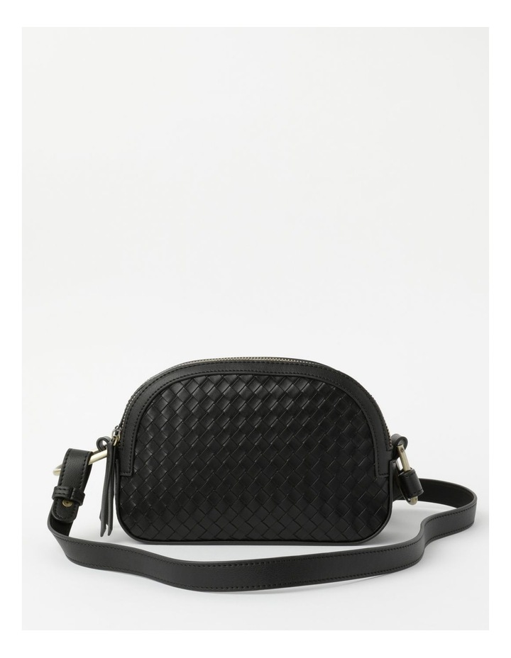 Atlanta Black Crossbody Bag image 1