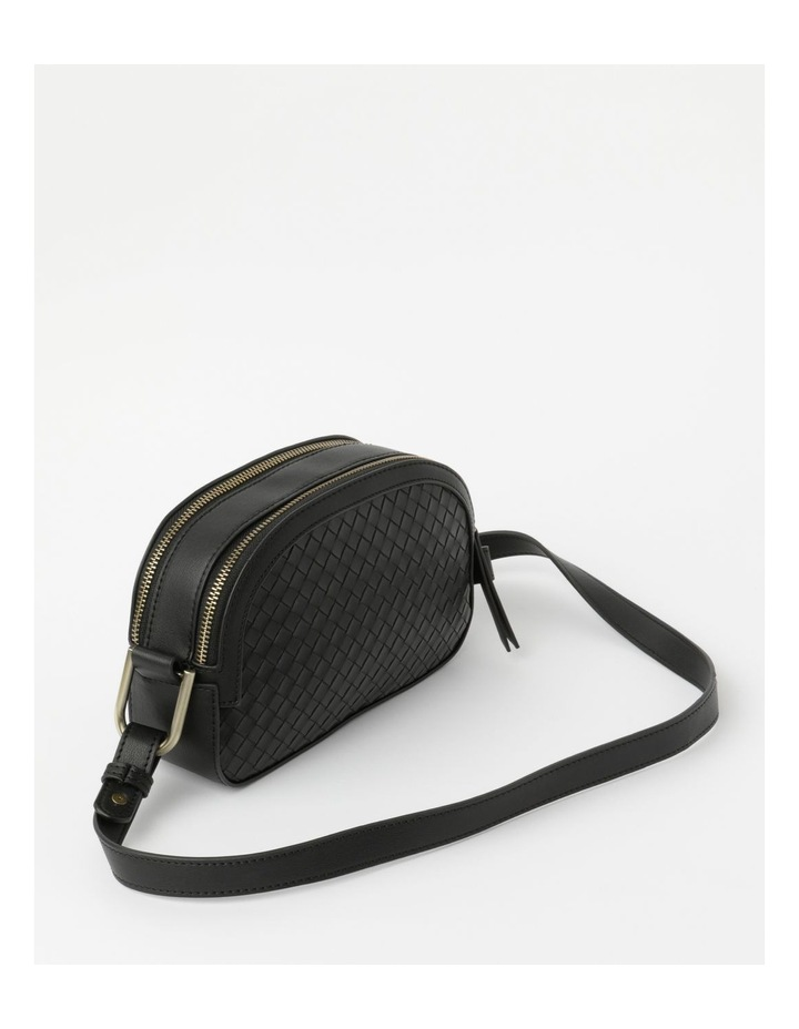 Atlanta Black Crossbody Bag image 2