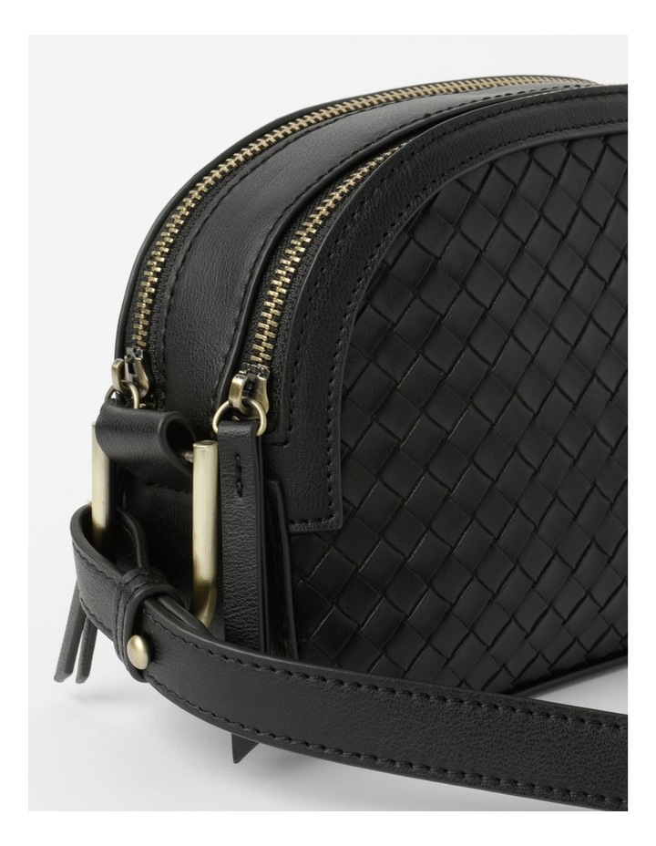 Atlanta Black Crossbody Bag image 3