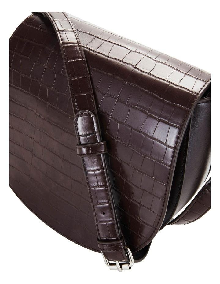 07537 Spencer Flap Over Crossbody Bag image 4