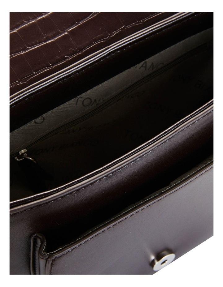 07537 Spencer Flap Over Crossbody Bag image 5