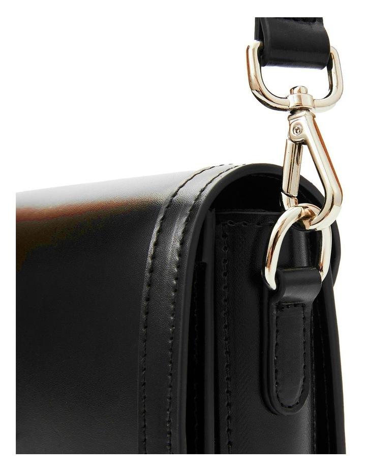 NVAW21-B05 The India Black Side Bag image 4