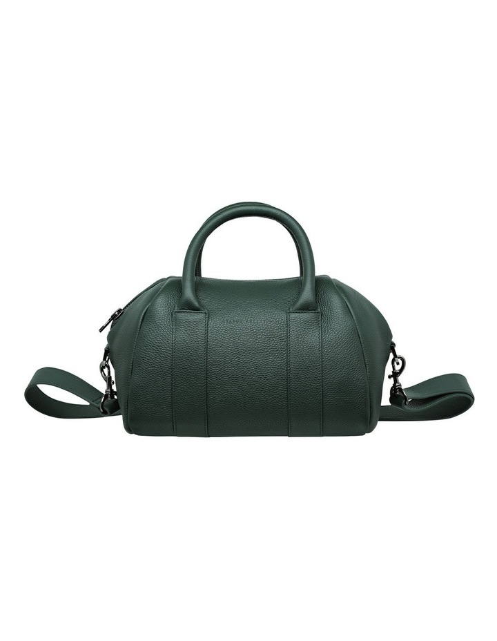 As She Pleases Green Top Handle Satchel Bag image 1