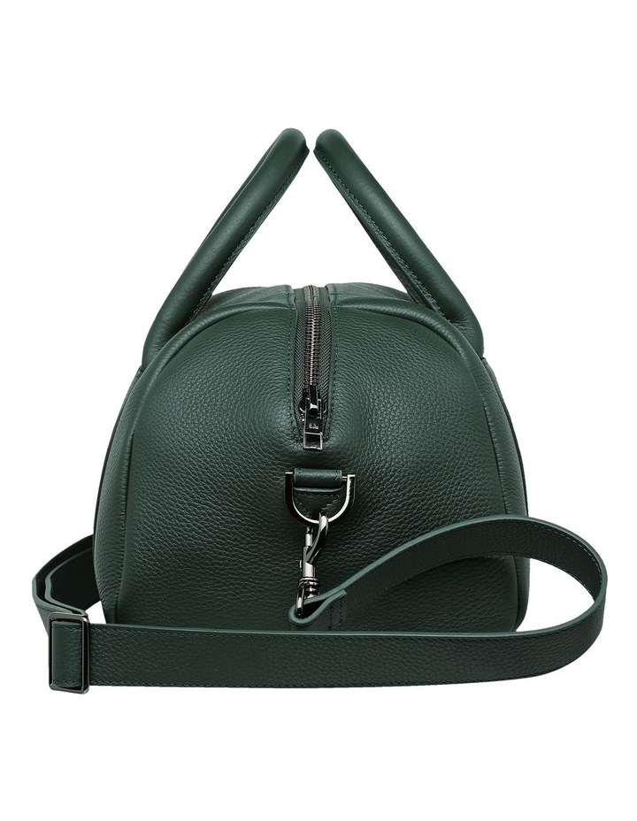 As She Pleases Green Top Handle Satchel Bag image 3