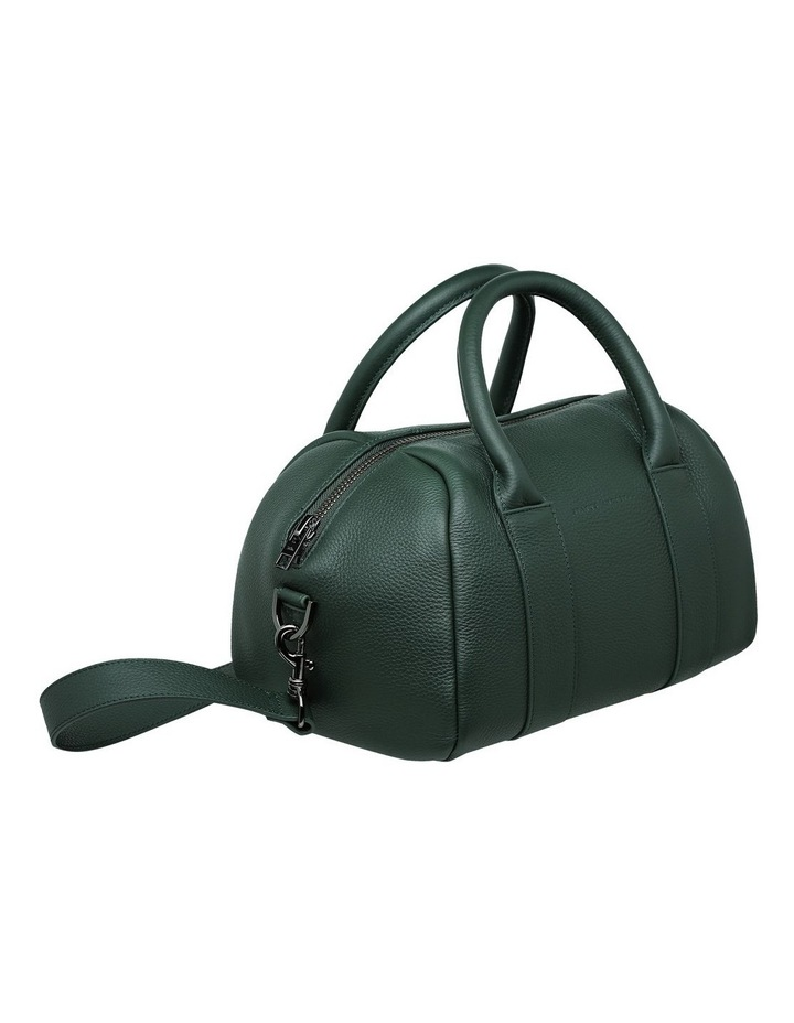As She Pleases Green Top Handle Satchel Bag image 4
