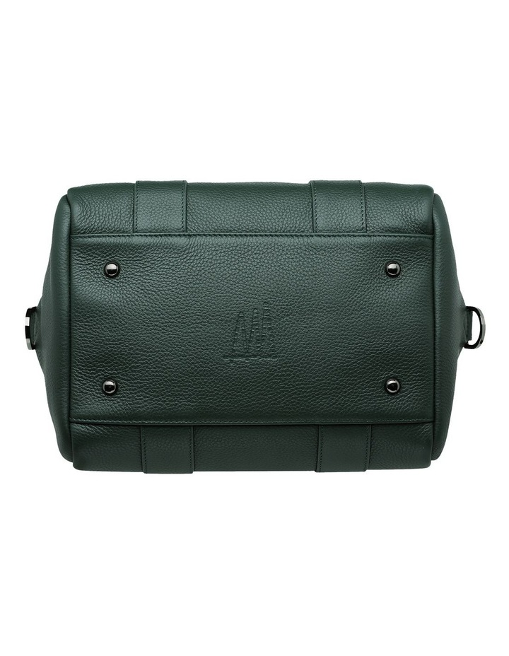 As She Pleases Green Top Handle Satchel Bag image 6