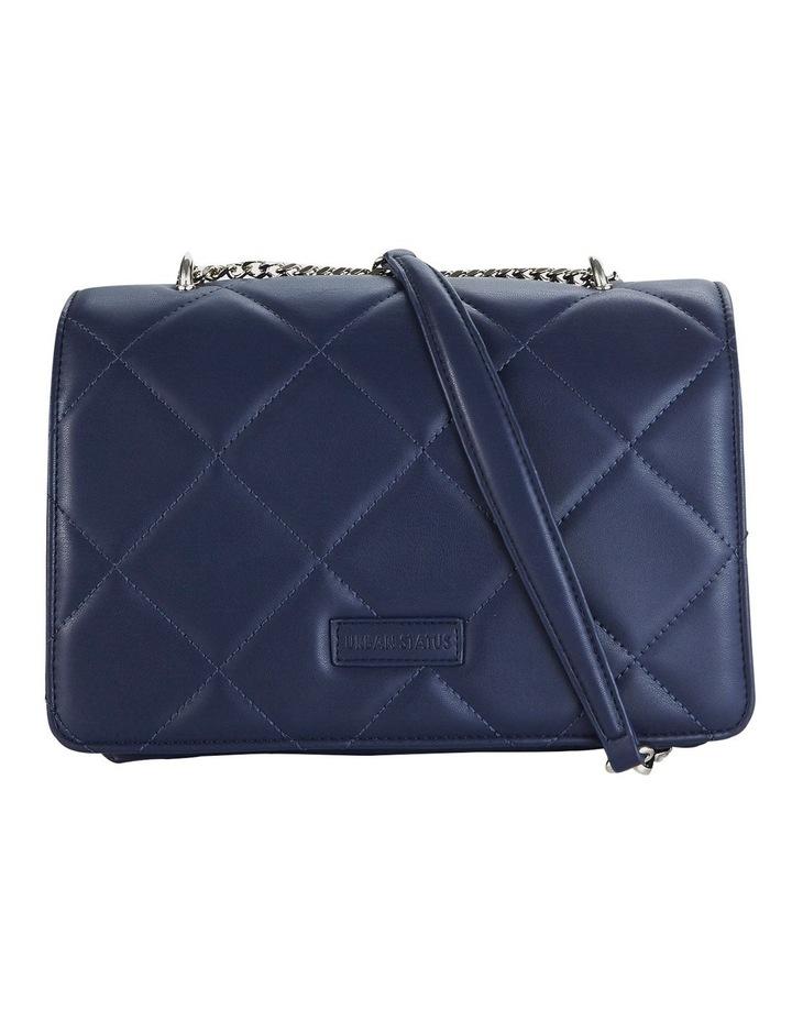 Us Georgina Navy Flapover Shoulder Bag image 1