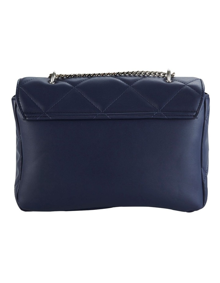 Us Georgina Navy Flapover Shoulder Bag image 2