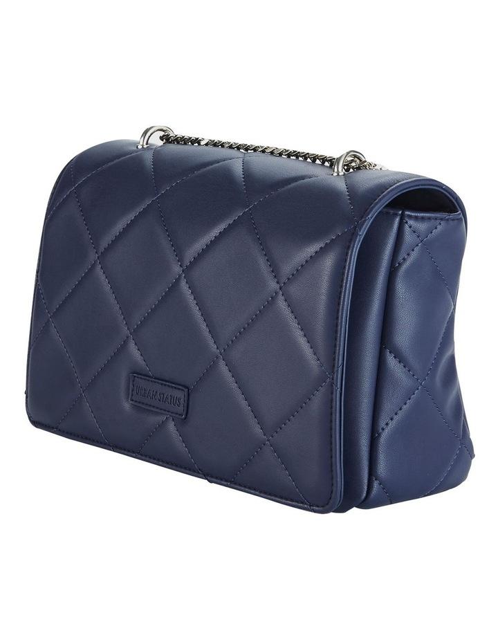 Us Georgina Navy Flapover Shoulder Bag image 5