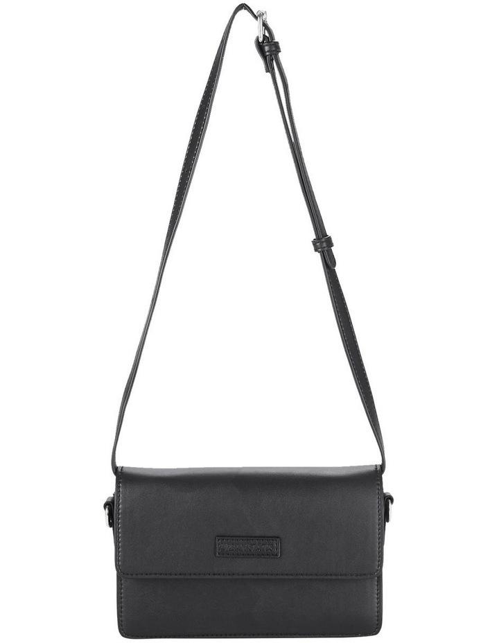 Us The Bailey Black Flapover Crossbody Bag image 6