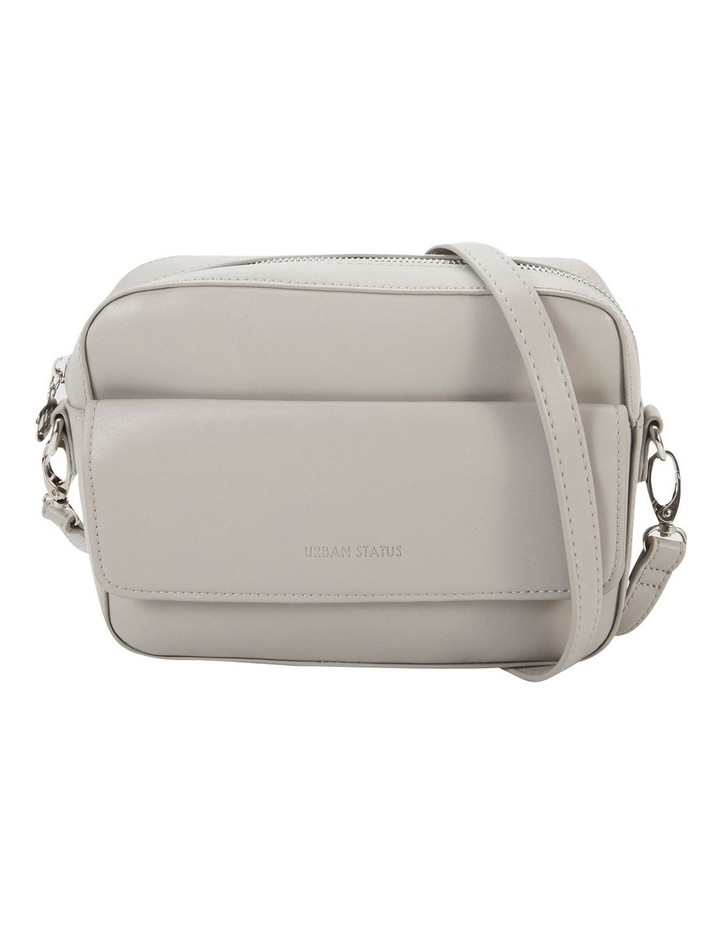 Alexa Grey Camera Crossbody Bag image 1