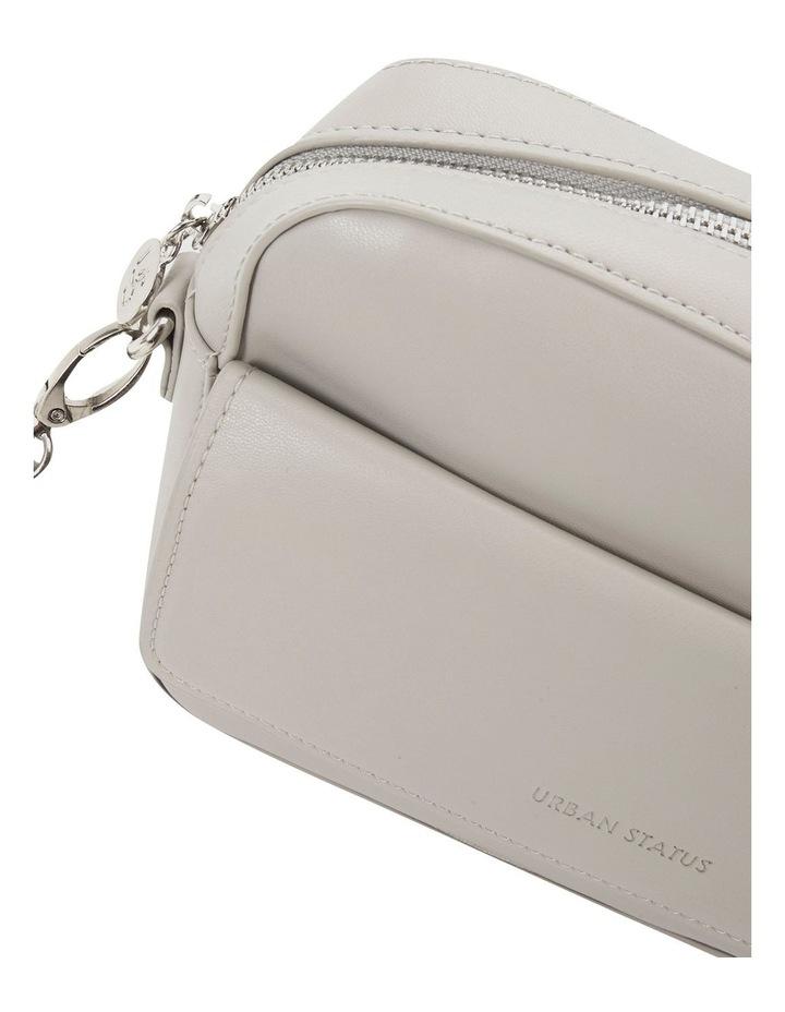 Alexa Grey Camera Crossbody Bag image 3