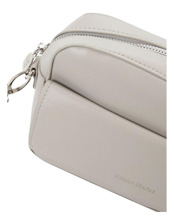 Alexa Grey Camera Crossbody Bag image 5