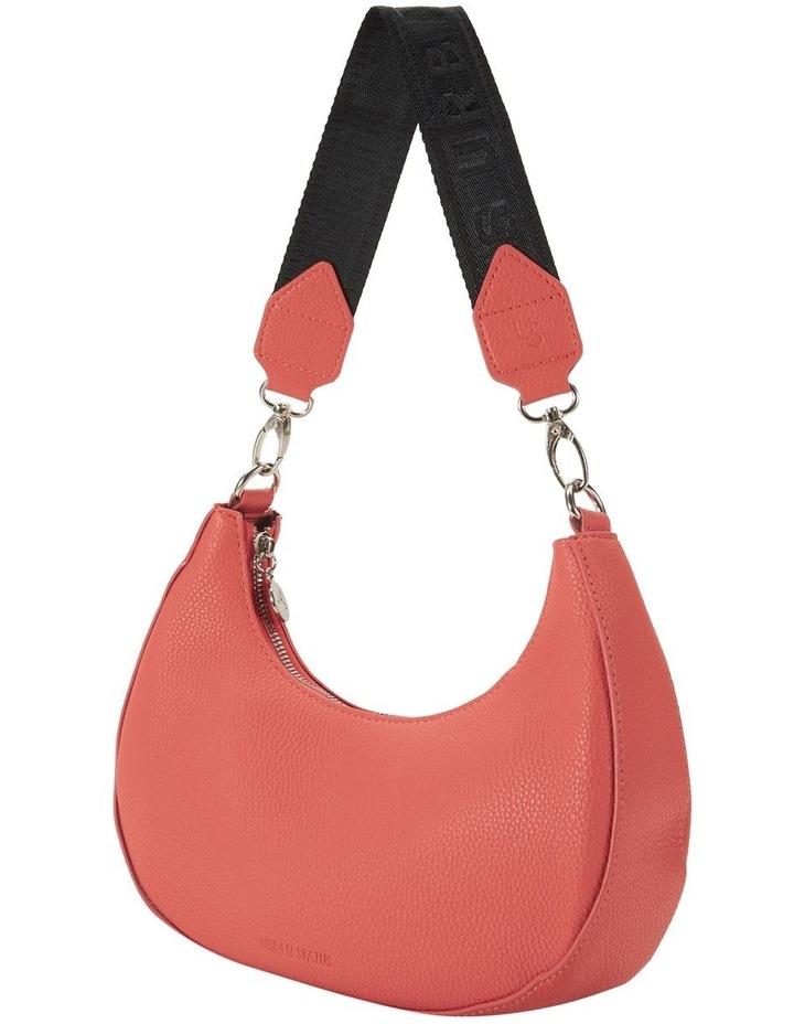 Ali Coral Baguette Shoulder Bag image 5