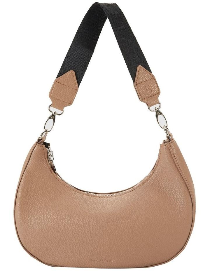 Ali Nude Baguette Shoulder Bag image 1
